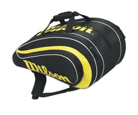 Wilson Rak Pak (Black/Yellow)